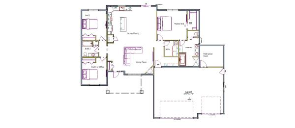 Fairbank Floor Plan
